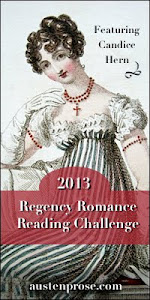 Regency Romance Reading Challenge