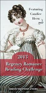 Regency Romance Reading Challenge