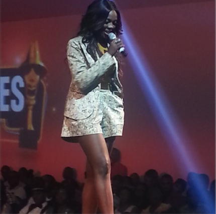 Best & Worst Dressed at the 2013 Headies photos