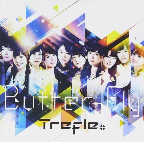 [Single] Trefle – Butter-Fly (2015.11.18/MP3/RAR)