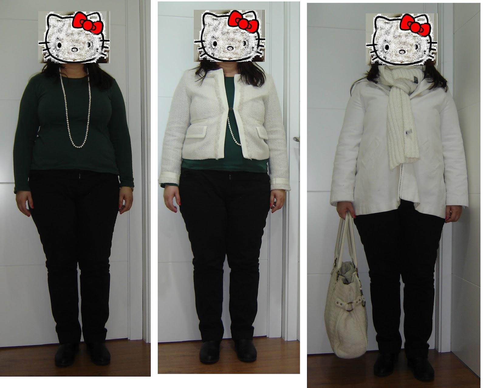 Stilo Vestir Para Auditoria Con Rechonchitas Una 5q60RUx