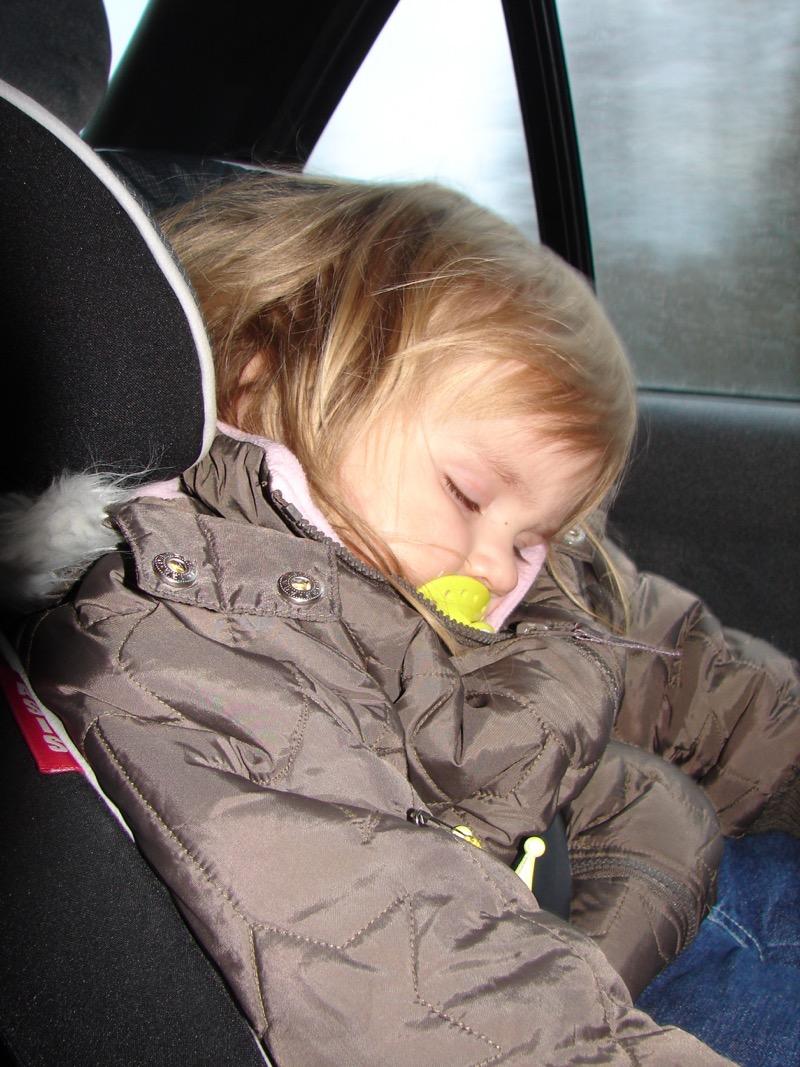 Nukkuva taapero