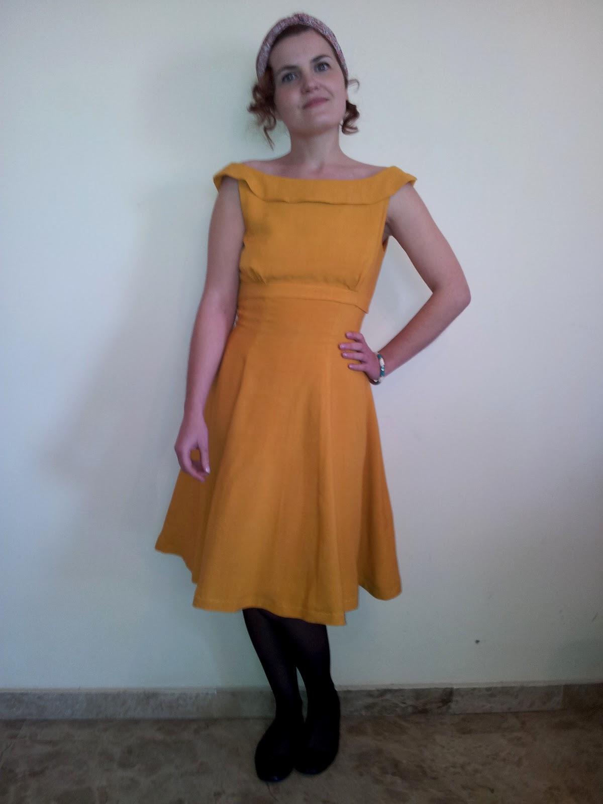 Megan Draper Inspired Style: Pauline