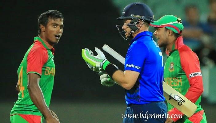 Bangladesh Vs England in World cup 2015