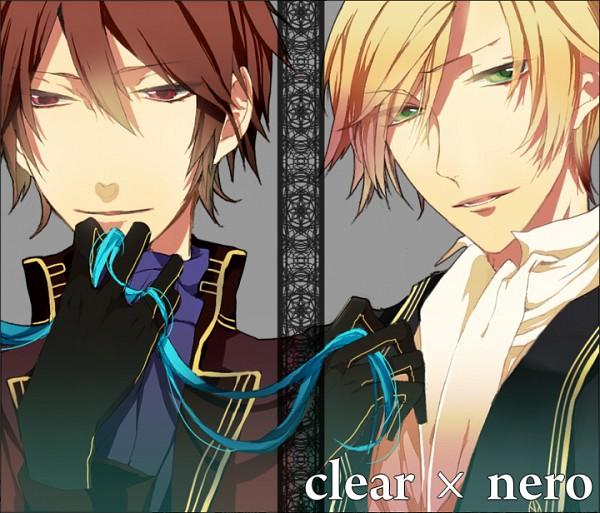 Nero  amp  Clear - http   www zerochan net 326020Vocaloid Clear