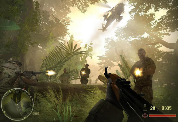 Terrorist Takedown War In Colombia PC Game Screenshot 1 Terrorist Takedown War In Colombia TeamMJY