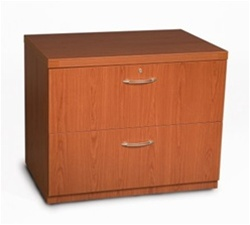 Aberdeen Series Wood Lateral File Cabinet