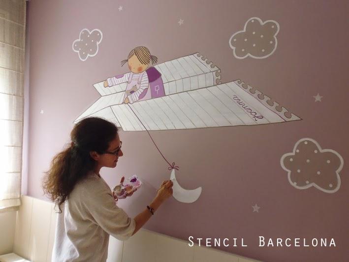 Murales infantiles pintados a mano mayo 2014 - Murales infantiles pintados a mano ...
