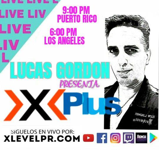 Lucas Gordon XPlus