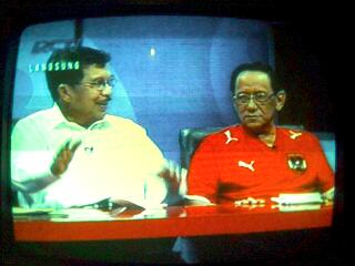 Obrolan Komentator Saat Indonesia VS Irak