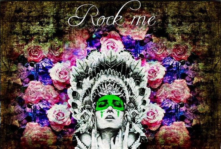 ♪ Rock me ♪