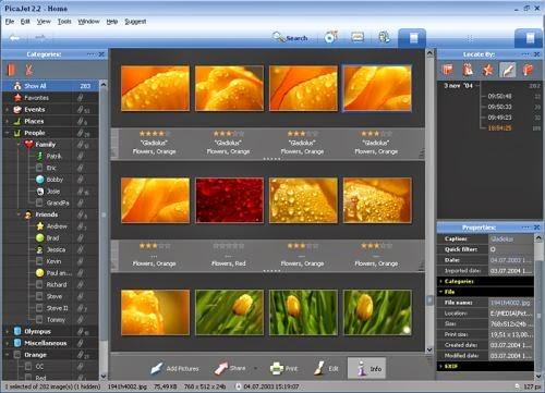 Bilder Verwaltungssoftware