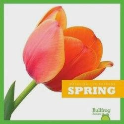 bookcover of Spring  (Watching the Seasons) by Emily C. Dawson