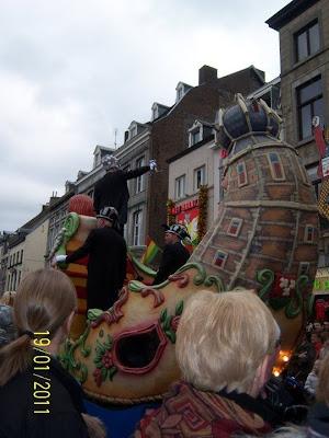 Elección principe del Carnaval Maastricht