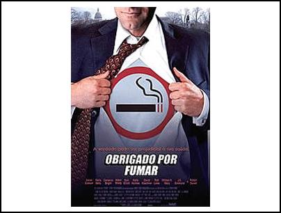 Filme Obrigado por Fumar