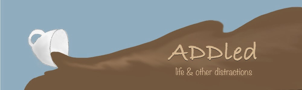 ADDled: Life and Other Distractions