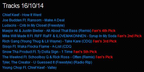 Download [Mp3]-[NEW TRACK RELEASE] เพลงสากลเพราะๆ ออกใหม่มาแรงประจำวันที่ 16 October 2014 [Solidfiles] 4shared By Pleng-mun.com