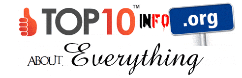 TOP 10 Information about Everything