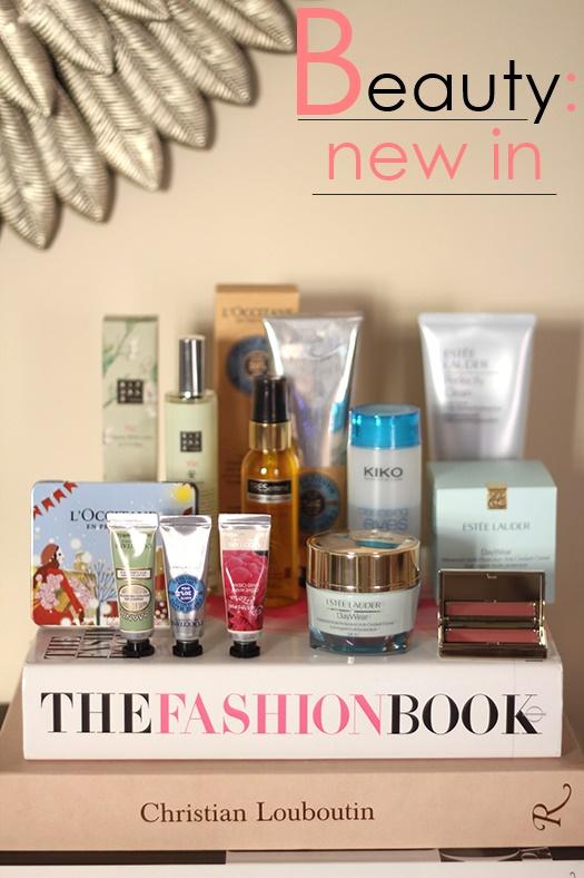 nuevos productos cosméticos