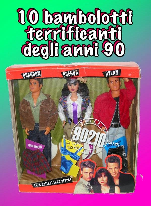 Bambole telefilm film anni 90