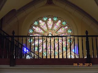 choir loft at loretto chapel