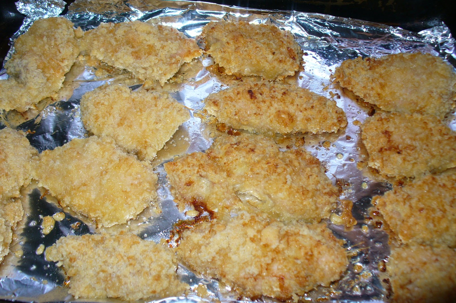 Наггетсы из куриной грудки рецепт в домашних условиях