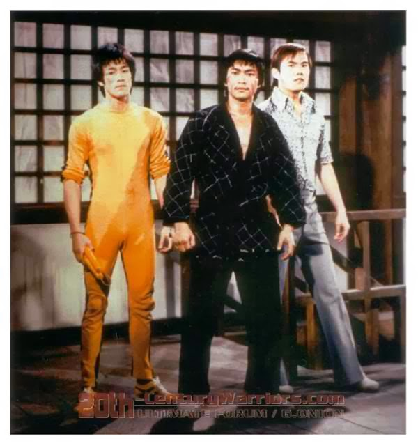 Game of Death Original Cast