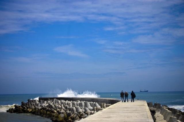 Pantai Glagah Wates Jogja