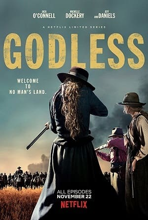 Godless Séries Torrent Download capa