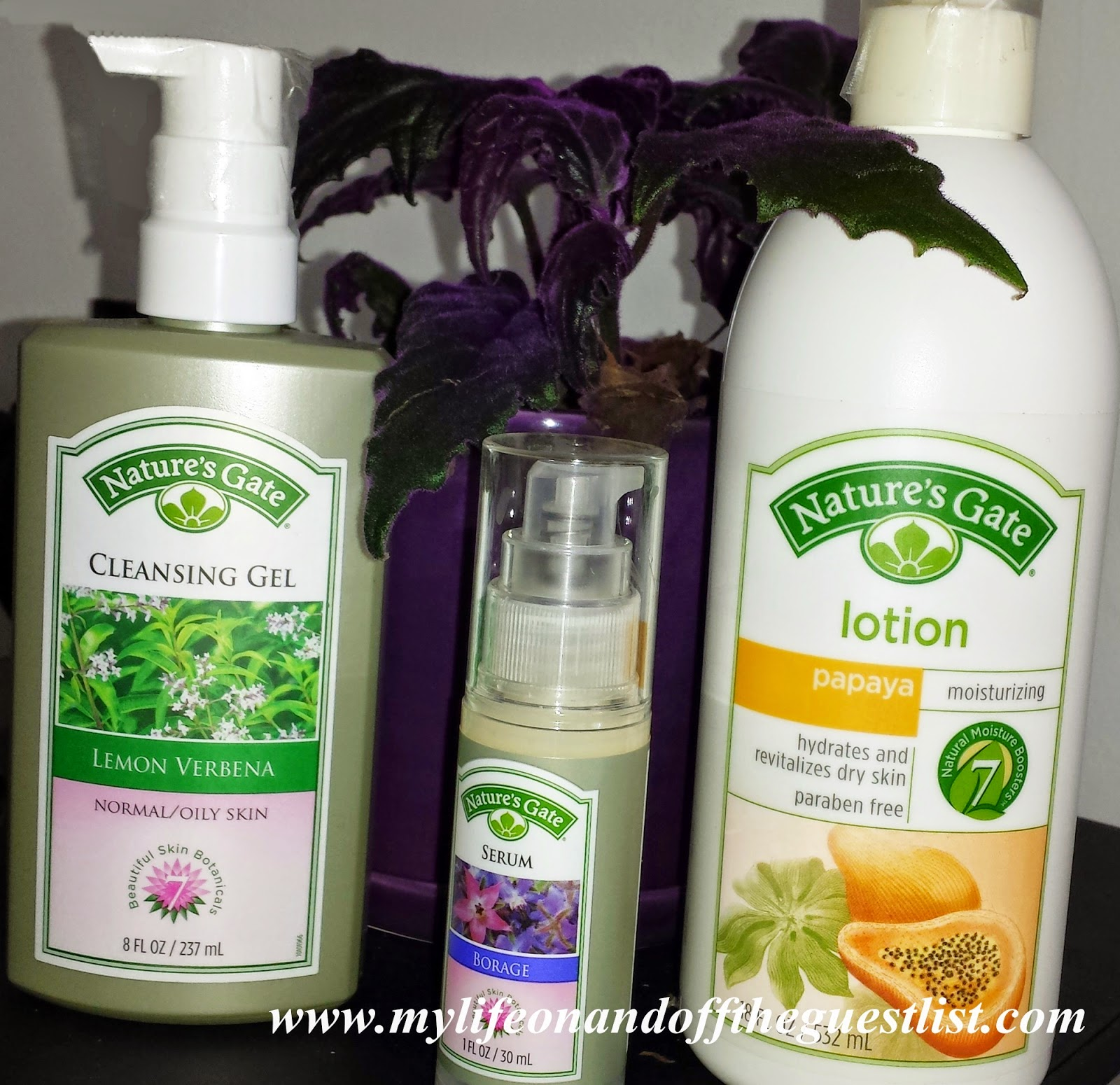 Natural Beauty   Nature's Gate Botanical Beauty Products