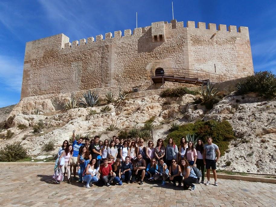 Museo d maso navarro estudiantes de turismo de la universidad de alicante realizaron la ruta de - Navalon turistico ...