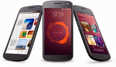 Ubuntu Touch, Ubuntu