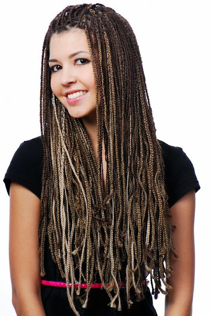 30 Small Braid Long Hairstyles With Extension Hairstyles Ideas