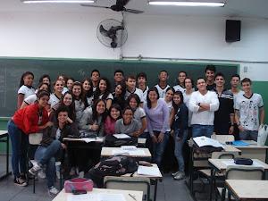 3º Colegial A - 2012