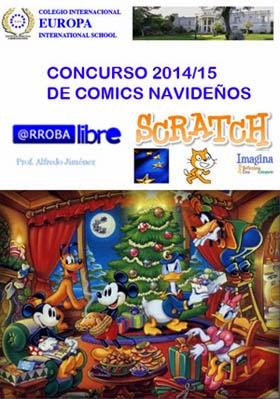 II CONCURSO DE COMICS