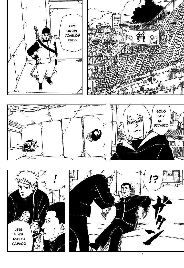 naruto shippuden manga 355 sub espanol naruto shippuden manga 355 sub