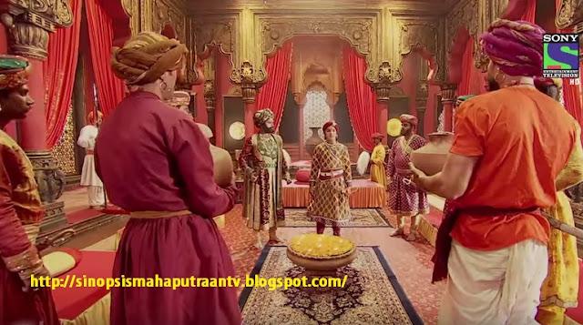 Sinopsis Mahaputra Episode 124