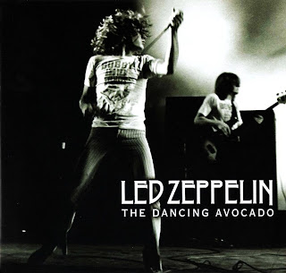 Disk - Led Zeppelin - 24.04.1969 - Dancing Avocado - San Francisco CA (Bootleg)