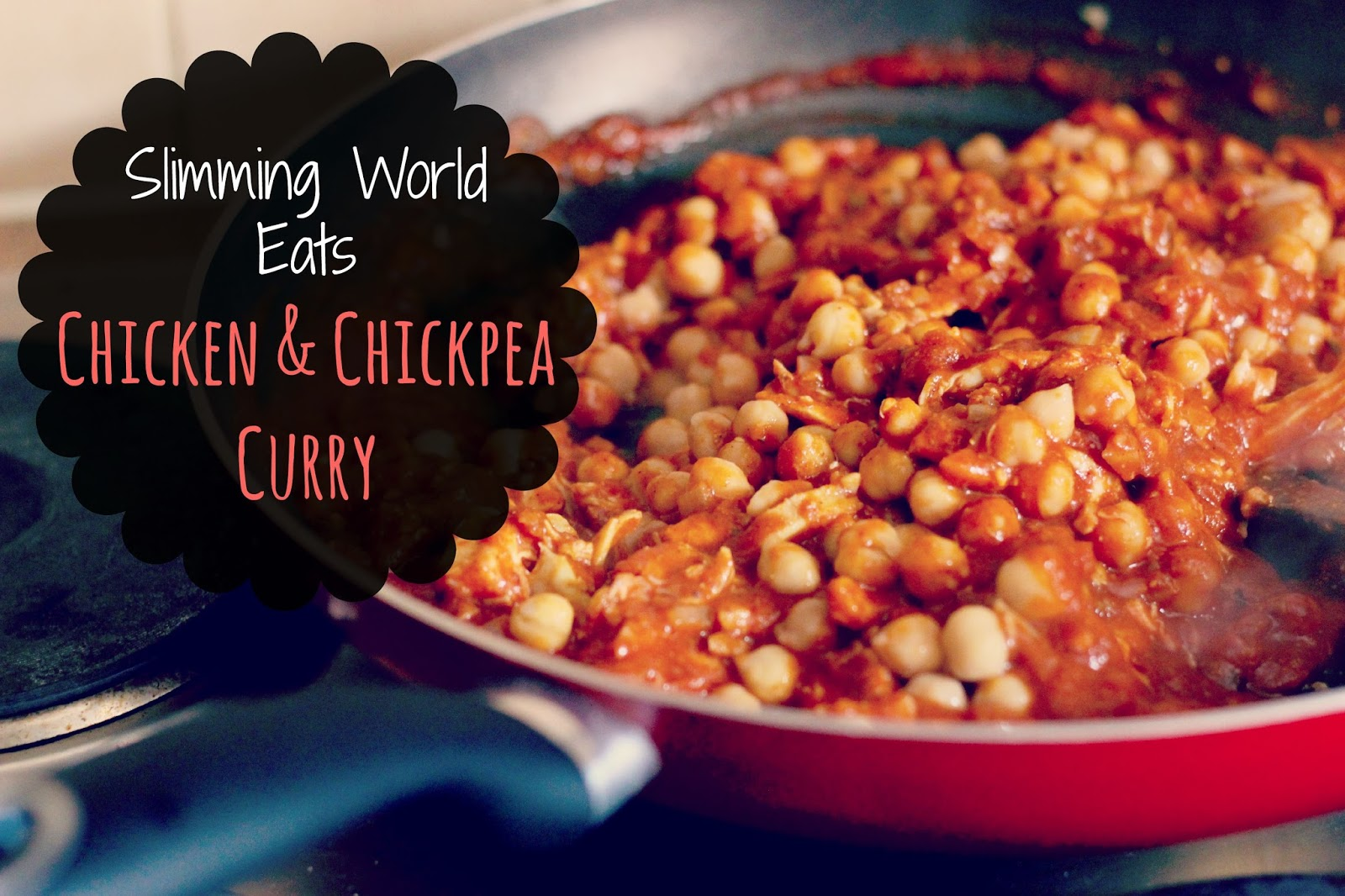 chickpea and spinach curry slimming world