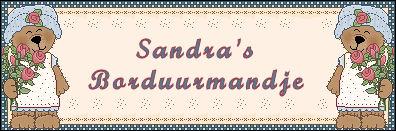 Sandra's Borduurmandje