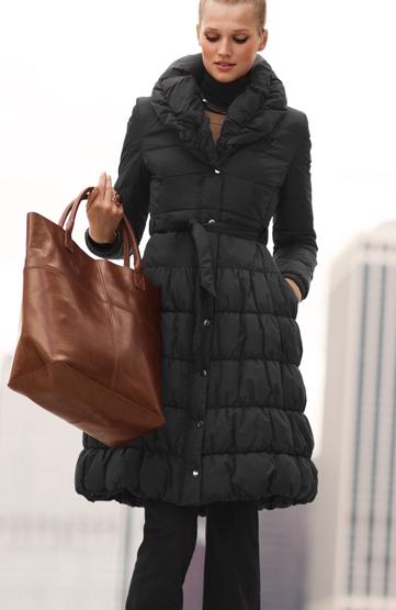 abrigos otoño invierno 2012 mujer