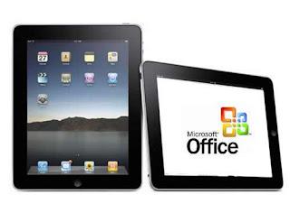 Microsoft Office Siap Hadir Di Tablet iPad