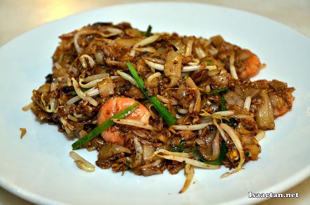 #6 Penang Fried Kuey Teow - RM8.50