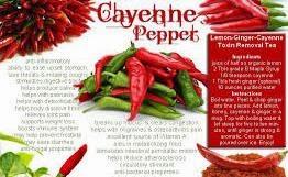 Cayenne Pepper Diet