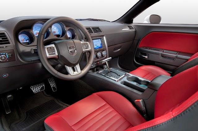 2016 Dodge Barracuda Interior