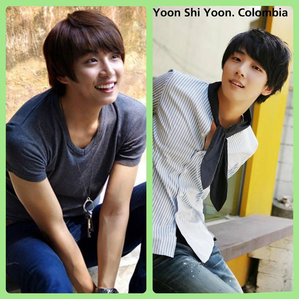 Yoon Shi Yoon. Colombia: BIOGRAFÍA YOON SHI YOON