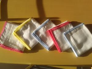 fraldas com aplicação - 5 pontinhos
