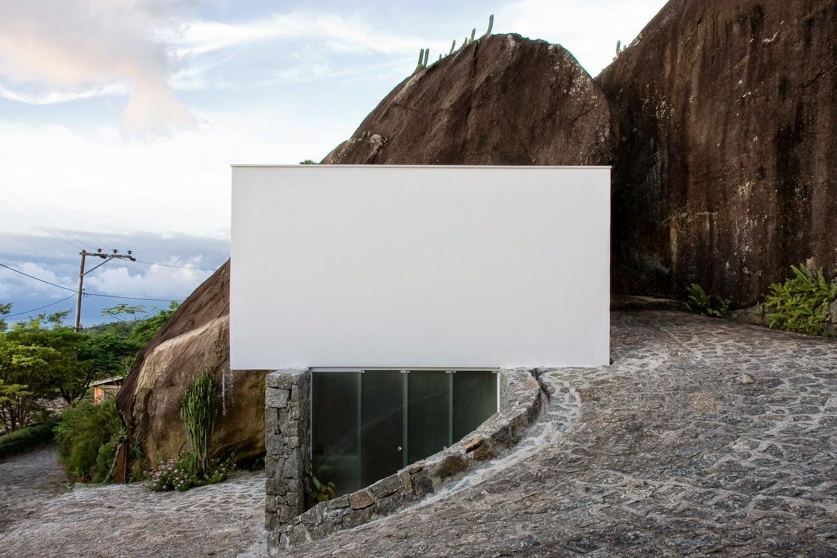 Casa Box - reaproveitamento de materiais em casa brasileira