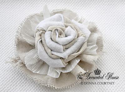 Kumaş Çiçek Modelleri ve Yapımı