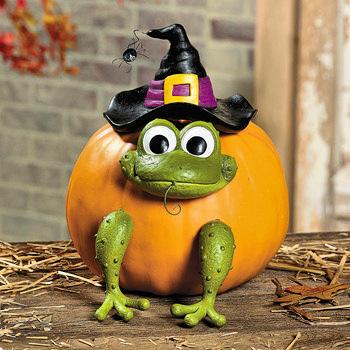 Znalezione obrazy dla zapytania funny pumpkin